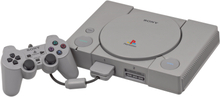 PlayStation 1 Grå