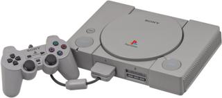 PlayStation 1 Grå