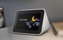 Lenovo Smart Clock Vekkerklokke med Google Assistant