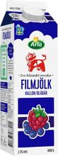 Filmjölk Blåbär/Hallon 2,7%