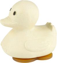 Hevea - Ente (100% Upcycling-Naturkautschuk) - Badewannenspielzeug & Zahnungshilfe