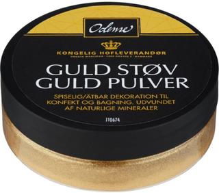 Guld pulver