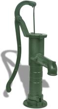 vidaXL Käsikäyttöinen vesipumppu valurauta