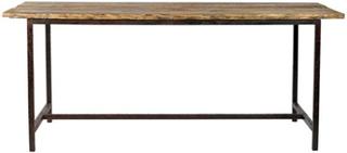 Nordal Raw Matbord 180x70 cm