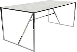 RGE New york matbord – Krom