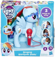 My Little Pony Singing Rainbow Dash DK-NO