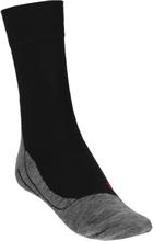 Falke M Ru4 Wool Juoksusukat BLACK-MIX