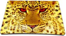 tiikeri kuningas pelaamista optinen hiiri pad (9 x 7 tuumaa)