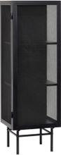 SVEA Skåp Svart 50cm | Förvaringsmöbler