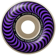 Spitfire Formula Four 99D 58mn Classics Shape Wheels uni Uni