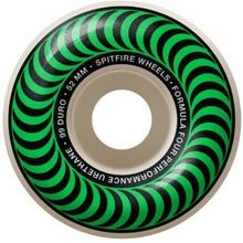 Spitfire Formula Four 99D 52mn Classics Shape Wheels uni Uni