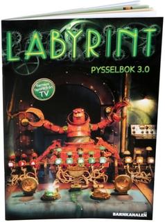 Labyrint Pysselbok 3.0