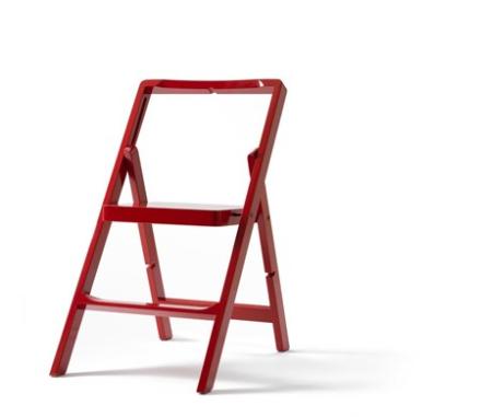 Design House Stockholm Mini Step röd