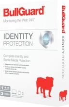 BullGuard Identity Protection 2019 - 1 enhet