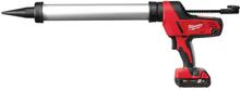 Milwaukee C18 PCG/600A-0B Fogpistol utan batterier och laddare