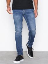 Tiger Of Sweden Jeans Slim Jeans Farkut Medium Blue