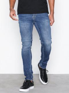 Tiger Of Sweden Jeans Slim Jeans Jeans Medium Blue