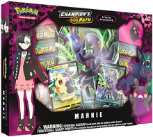 Pokemon Champions Path Marnie Box Special Collection