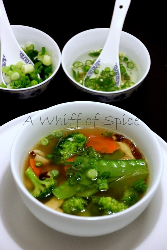 chinese soup for cough