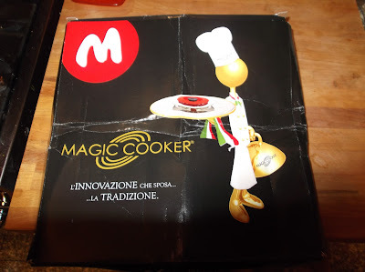 primi piatti con magic cooker