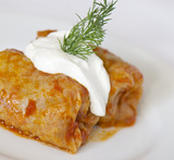 unrolled stuffed cabbage