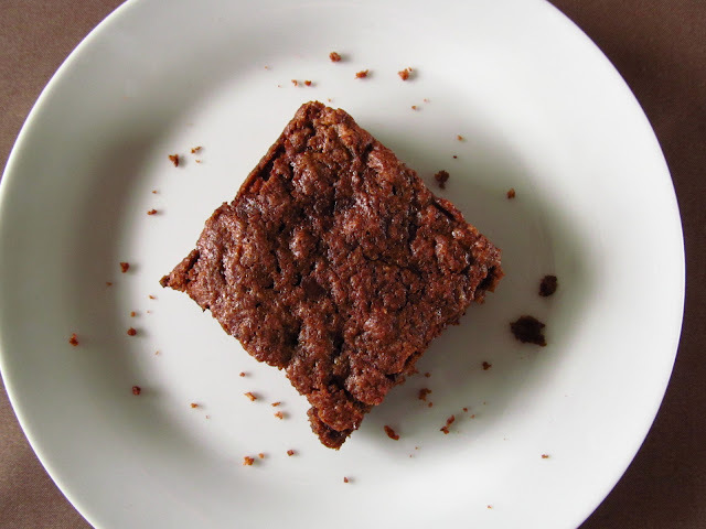 weetabix brownies