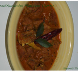 mutton head curry