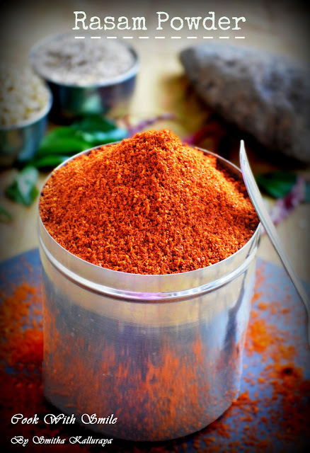 udupi rasam powder