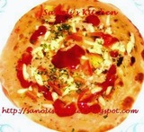 chapati pizza