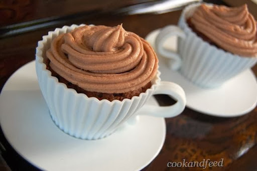 nesquik chocolate powder frosting recipe