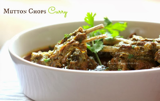 ruchik randhap mutton curry
