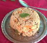 oats upma without onion