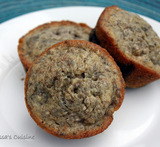 wheat belly blueberry muffins