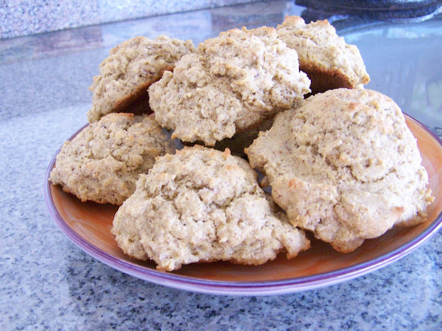 garbanzo bean flour biscuits