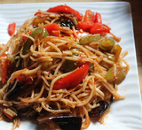 chinese chilli garlic noodles