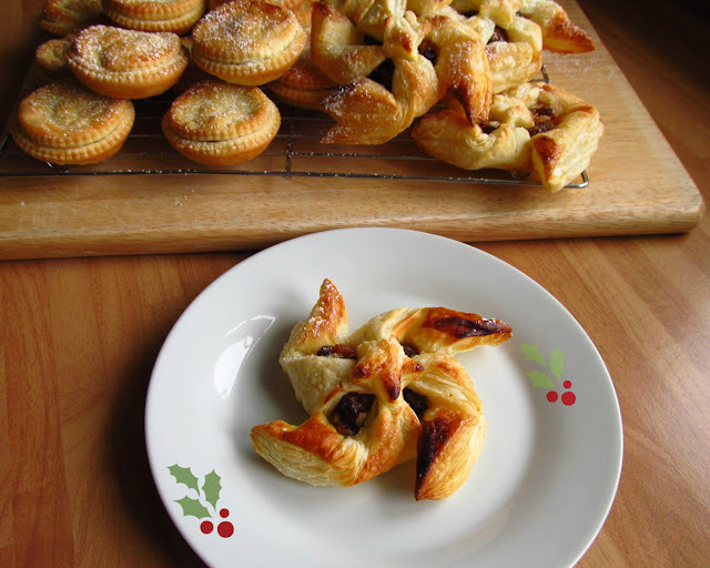 lorraine pascale mince pies ingredients