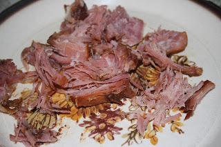slow cooker ham joint