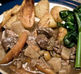 rabbit and pheasant stew