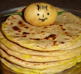 best side dish for aloo paratha