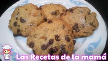 galletas de chocolate caseras faciles