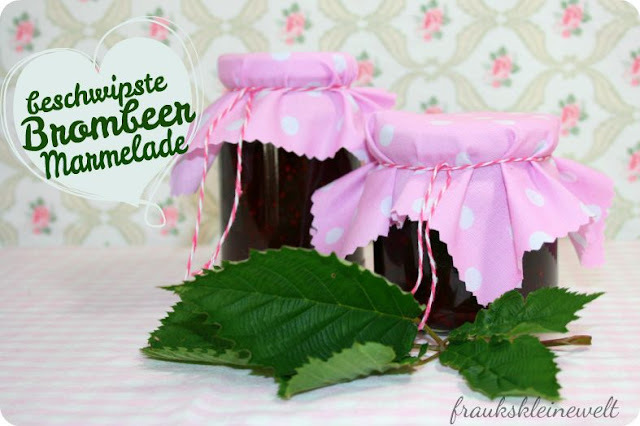 brombeermarmelade ohne kerne thermomix