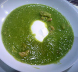 marrowfat pea and ham soup