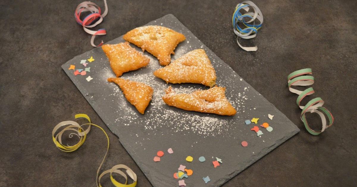 Recettes de beignet de carnaval avec levure chimique mytaste - Recette pain levure chimique ...