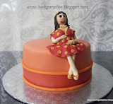 babyparty torte
