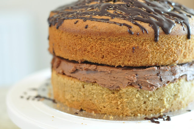 one tin coffee cake
