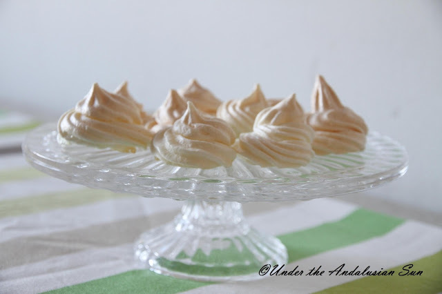 mary berry meringue nests
