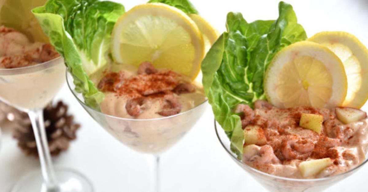 Recepten voor voorgerecht met kip cocktail mytaste for Cocktail 8 2