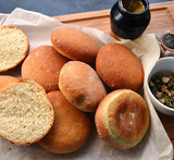 paul hollywood soft white bread rolls