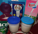 yogurt activia ingredientes