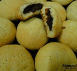 arabic date filled cookies